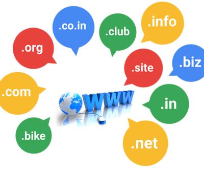 seo www domain TLDs