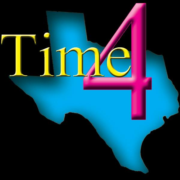 Time 4 Texas Printing Logo